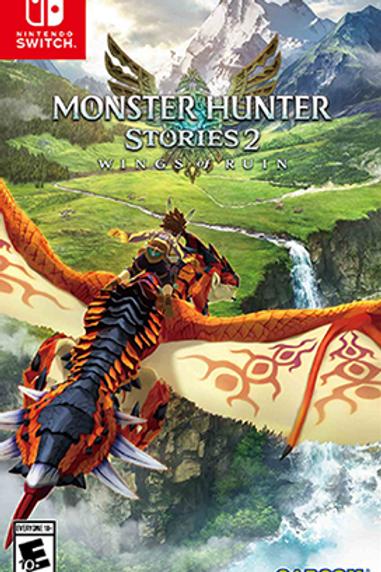 Monster Hunter Stories 2: Wings of Ruin Nintendo Switch