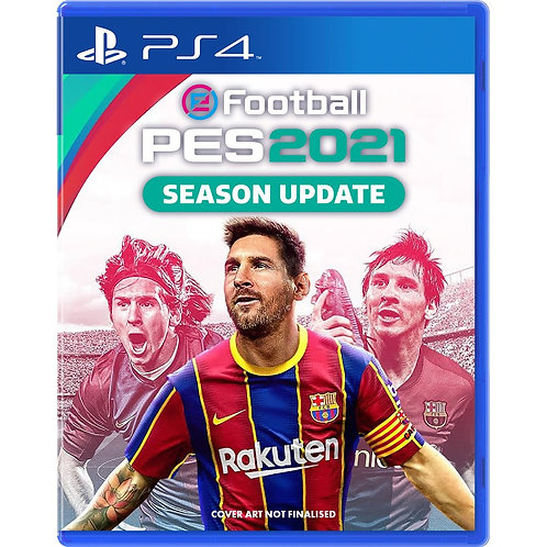 eFootball PES 2021 season updatePlaystation 4