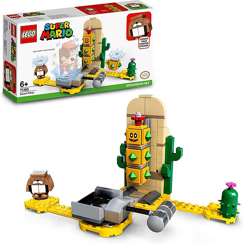 LEGO Super Mario Desert Pokey Expansion