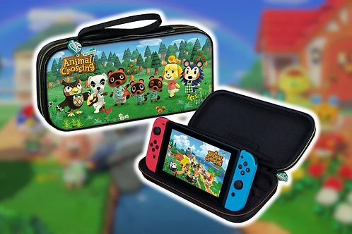 Case Traveler Deluxe Animal Crossing Nintendo Switch