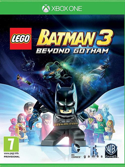 LEGO Batman 3 Beyond Gotham Xbox One