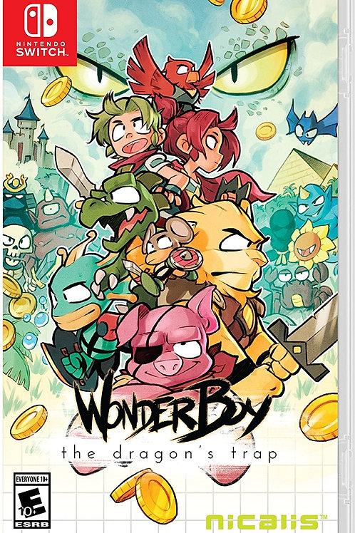 Wonder Boy The Dragons Trap - Nintendo Switch