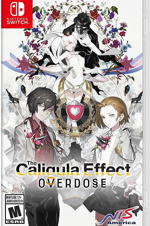 The Caligula Effect Overdose Nintendo Switch