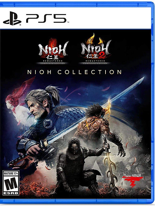 The Nioh Collection  PlayStation 5