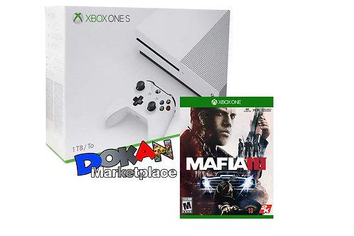 Xbox one S 1 Tb+Mafia 3 + Dos Juegos Deportes