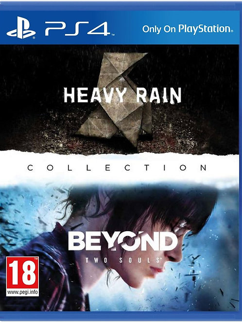 Heavy Rain Beyond Two Souls Collection HD - PlayStation 4