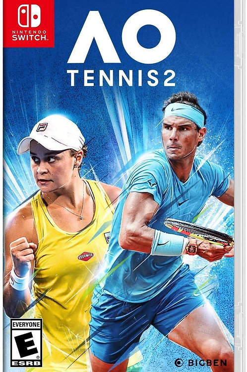 AO Tennis 2 Nintendo Switch