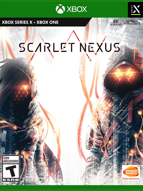 SCARLET NEXUS Xbox One  Series