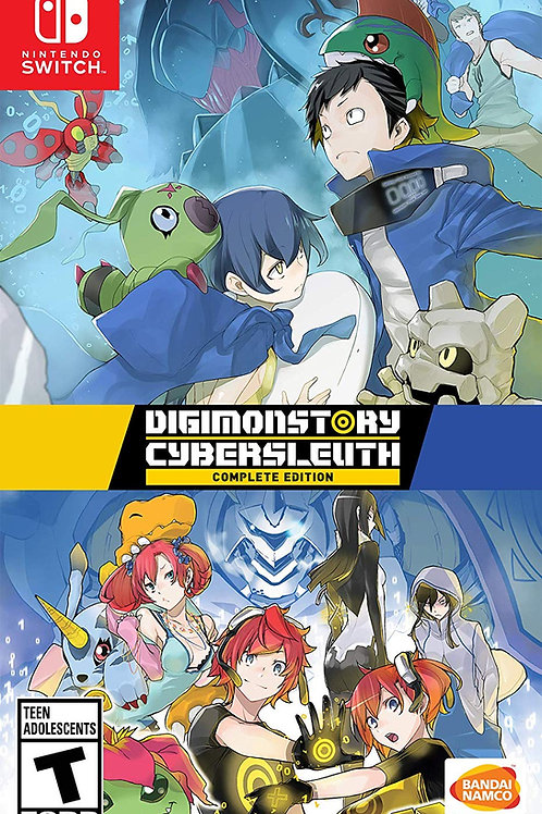 Digimon Story Cyber Sleuth Complete Edition Nintendo Switch