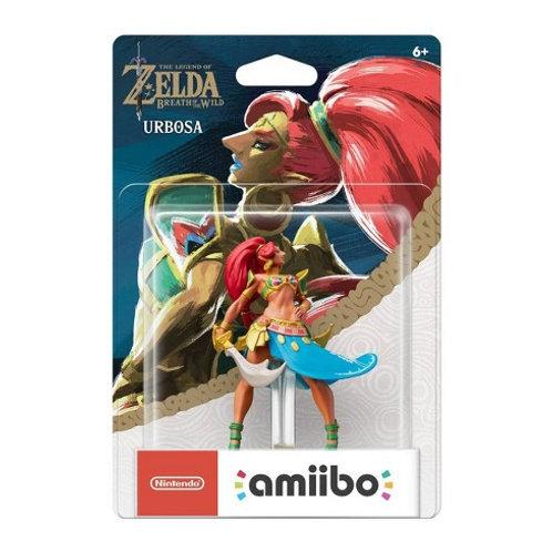 Urbosa Amiibo The Legend Of Zelda Series Us