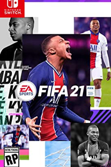 Fifa 21 Nintendo Switch