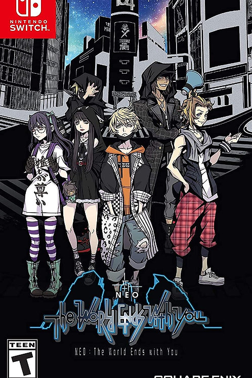 NEO: The World Ends with You  Nintendo Switch