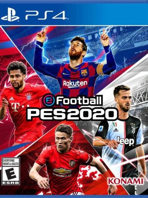 eFootball PES 2020 PlayStation 4