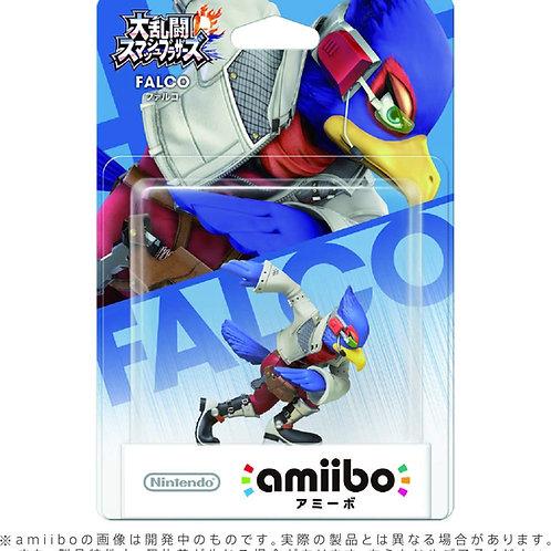 Falco Amiibo Super Smash Bros Series Jp