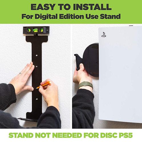 Soporte De Pared Fijo Wall Mount Para Playstation 5