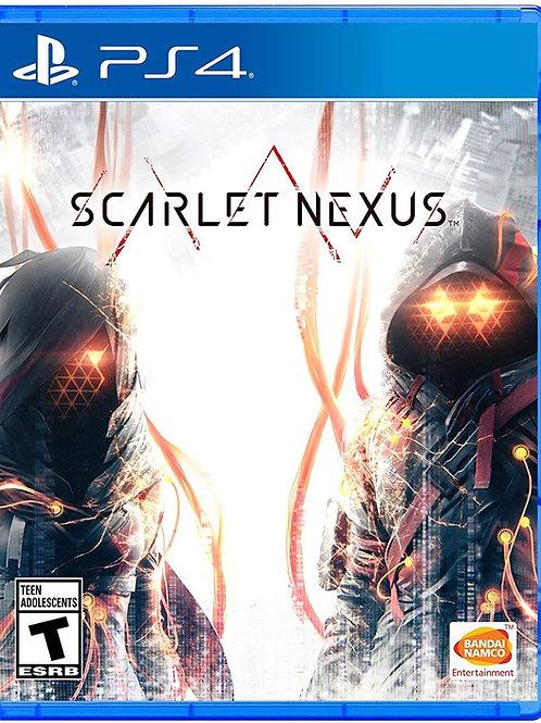 Scarlet Nexus PlayStation 4