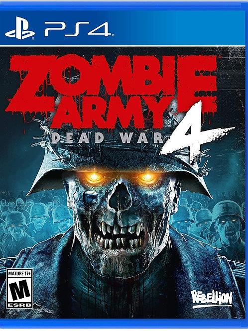 Zombie Army 4 Dead War PlayStation 4