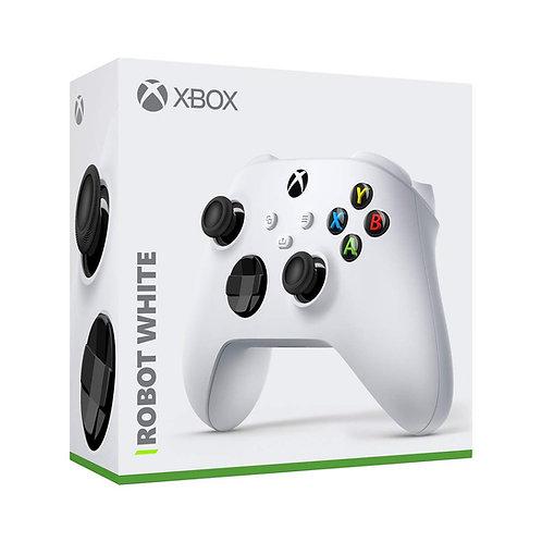 Control Xbox Series S/X Robot White