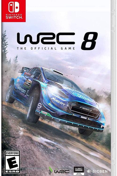 WRC 8: FIA World Rally Championship Playstation 4