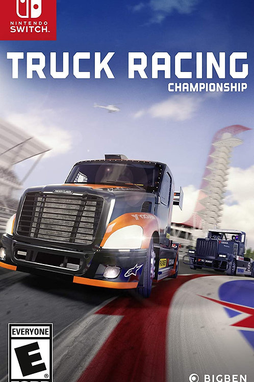 Truck Racing Championship Max Nintendo Switch