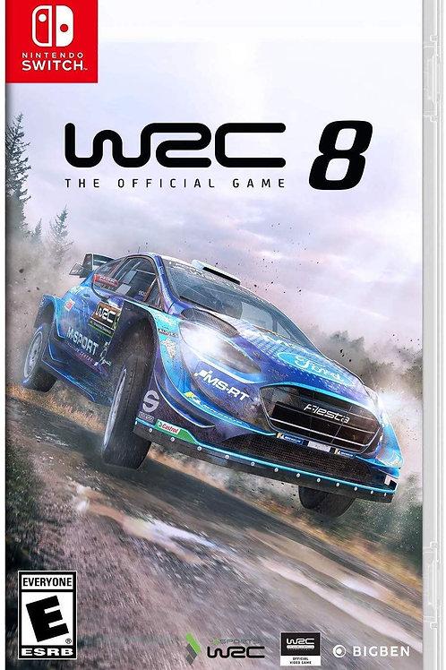 WRC 8: FIA World Rally ChampionshipNintendo Switch