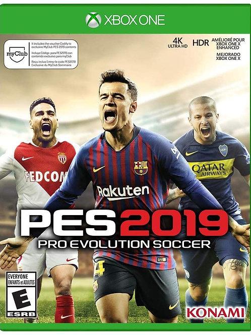 Pro Evolution Soccer 2019 Xbox One