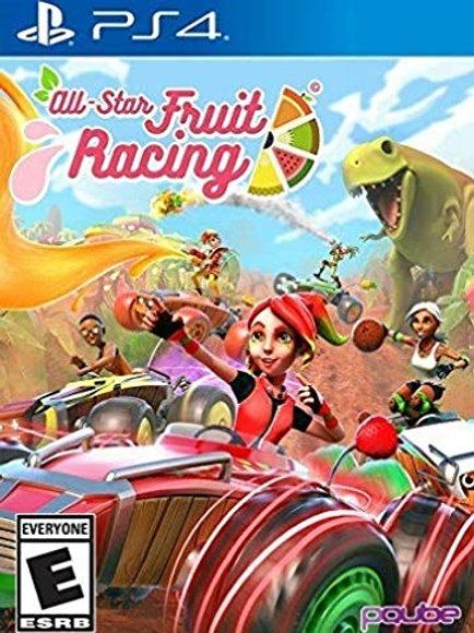 All-Star Fruit Racing  PlayStation 4