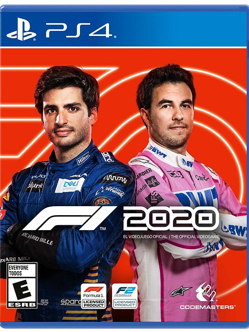 F1 2020 Play Station 4