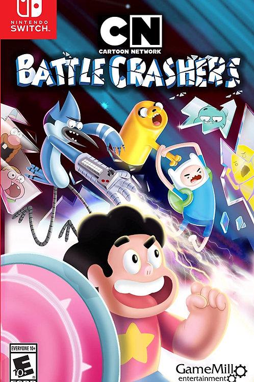 Cartoon Network: Battle Crashers Nintendo Switch