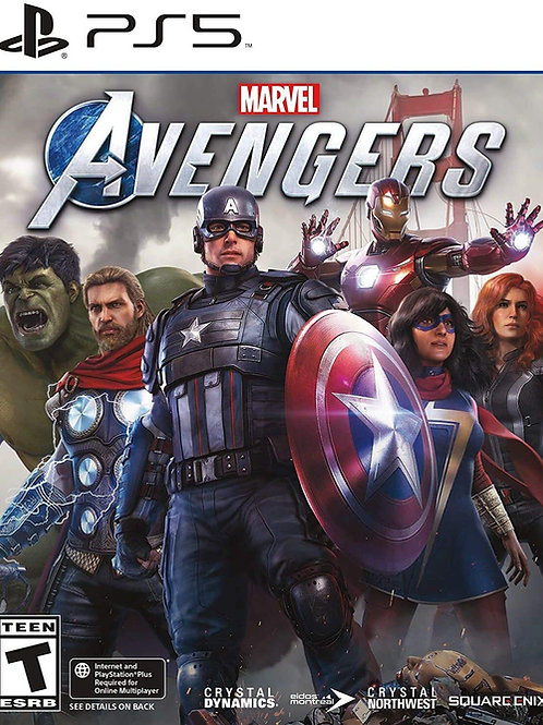 Marvel's Avengers  PlayStation 5