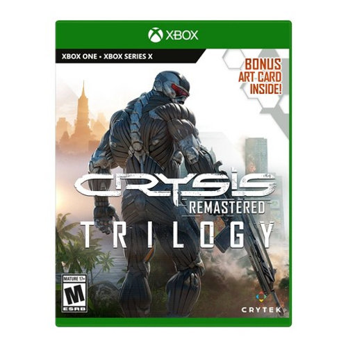 Crysis Remastered Trilogy  Xbox One