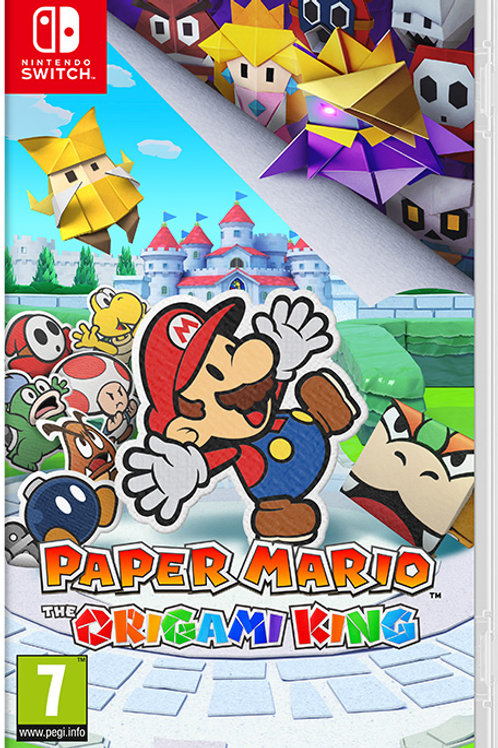 Paper Mario: The Origami King Nintendo Switch