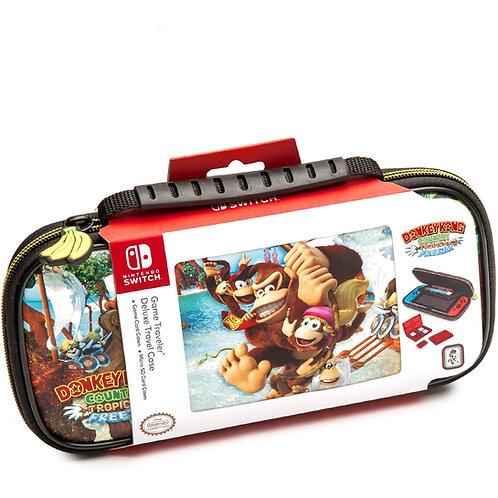 Estuche Deluxe Travel Case Donkey Kong 1 Nintendo Switch