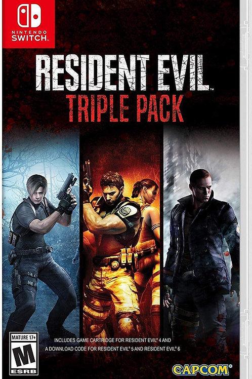 Resident Evil Triple Pack Nintendo Switch