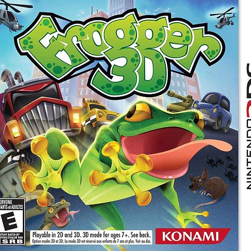 Frogger Nintendo 3Ds