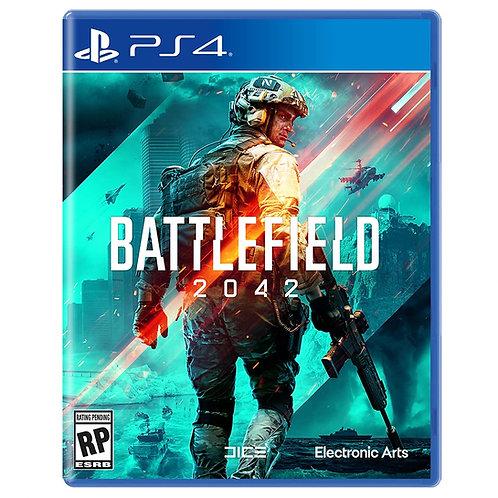 Battlefield 2042  PlayStation 4 Pre Venta