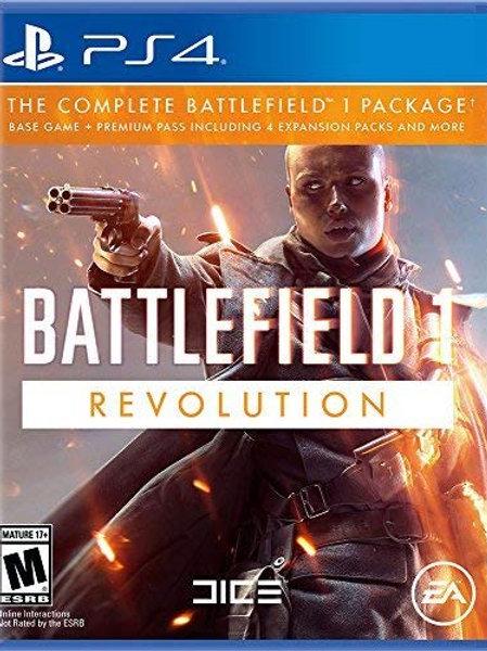 Battlefield 1 Revolution Edition PlayStation 4
