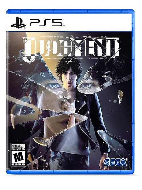 Judgment  PlayStation 5