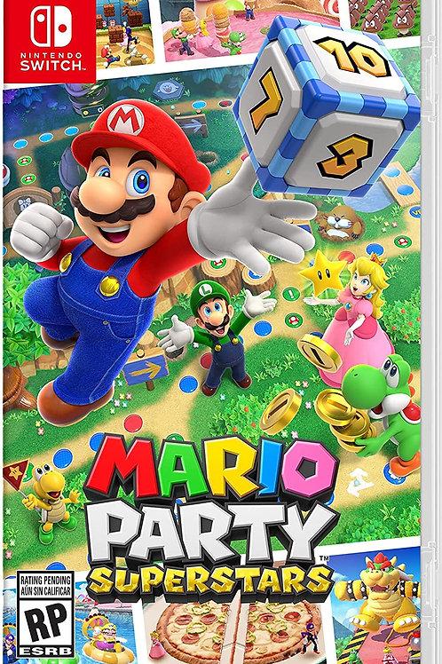 Mario Party Superstars  Nintendo Switch