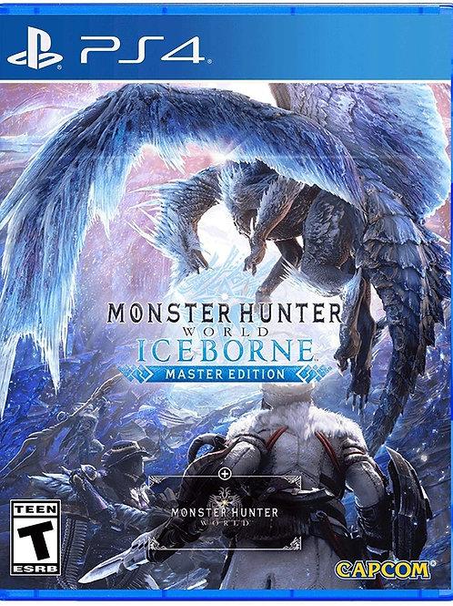 Monster Hunter World Iceborne Master Edition Playstation 4