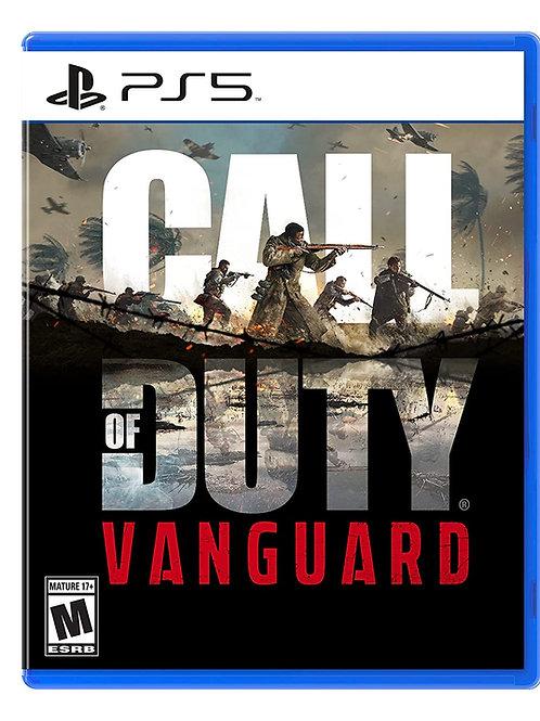 Call of Duty: Vanguard PlayStation 5 Pre Venta