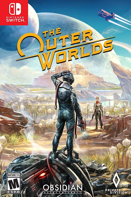 The Outer Worlds Nintendo Switch ( Codigo dentro de la Caja )