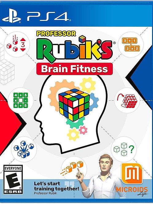 Professor Rubik's Brain Fitness PlayStation 4