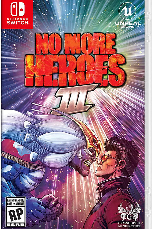 No More Heroes 3  Nintendo Switch