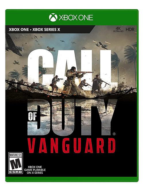 Call of Duty: Vanguard Xbox One Pre Venta