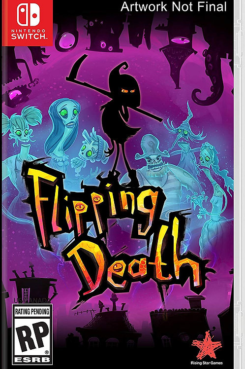 Flipping Death Nintendo Switch