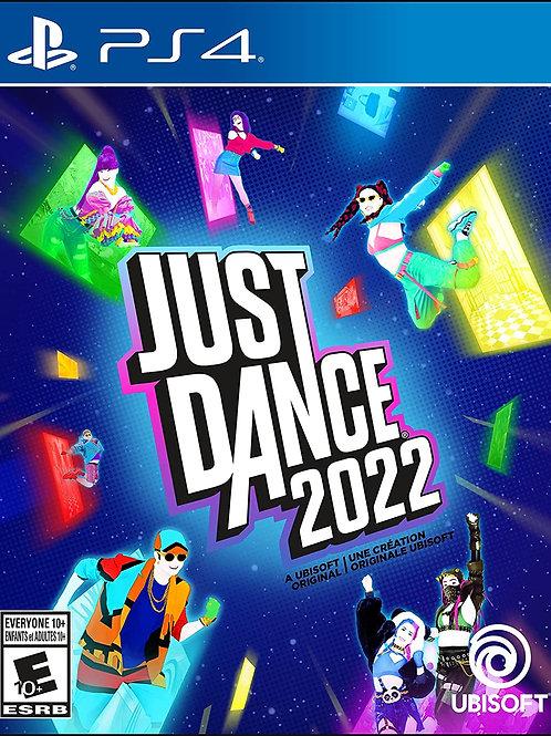 Just Dance 2022  PlayStation 4 Pre Venta