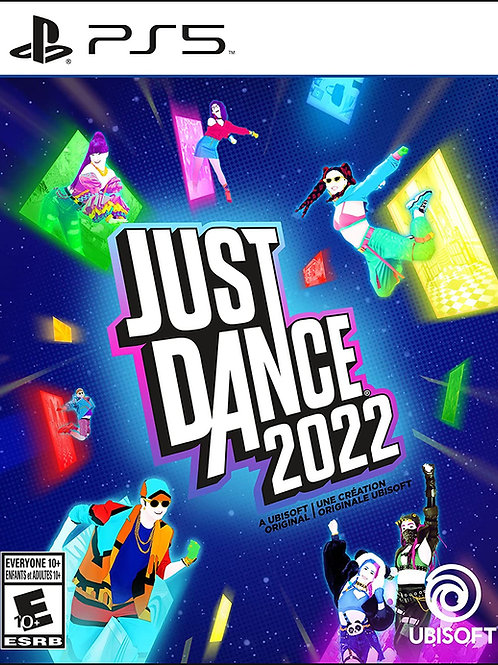 Just Dance 2022  PlayStation 5