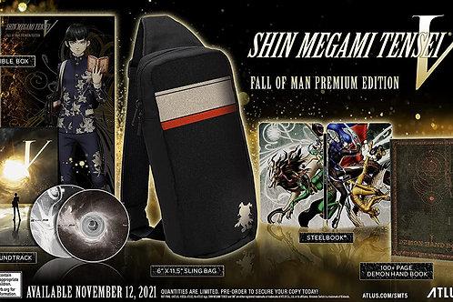 Shin Megami Tensei V: Premium Edition - Nintendo Switch