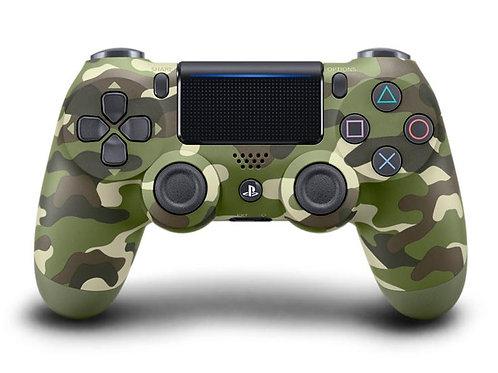 Control Dual Shock 4 New Verde Camuflado PlayStation 4